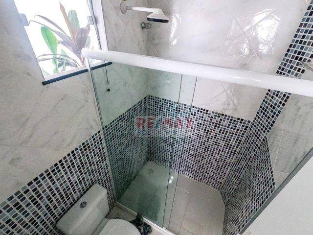 Casa cond. Aquaville com 4 quartos sendo 2 suítes, 180 m² por R$ 460.000 - Arembepe - Cama - Foto 13