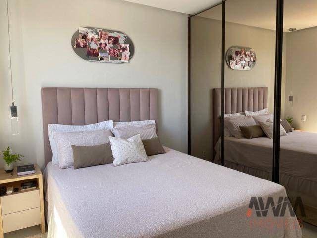 Apartamento com 2 dormitórios à venda, 64 m² por R$ 330.000,00 - Setor Leste Vila Nova - G - Foto 14