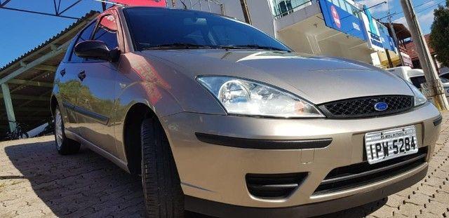 Ford Focus Flex 1.6 - 5p - 2009 - Completo - Foto 4