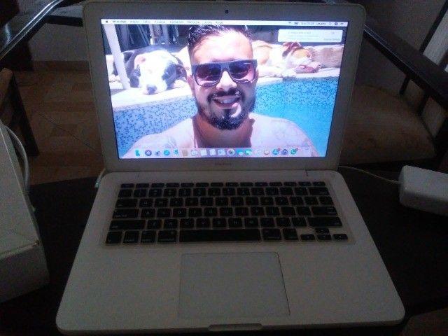 Vendo Mac book muito novo  - Foto 2