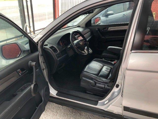Honda CRV 2.0 EXL 4x4  (completo) Automático - Foto 6