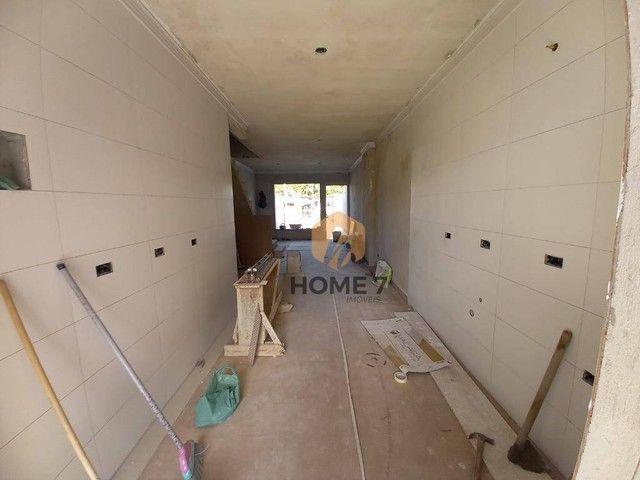 Sobrado com 3 dormitórios à venda, 100 m² por R$ 289.000,00 - Sítio Cercado - Curitiba/PR - Foto 7
