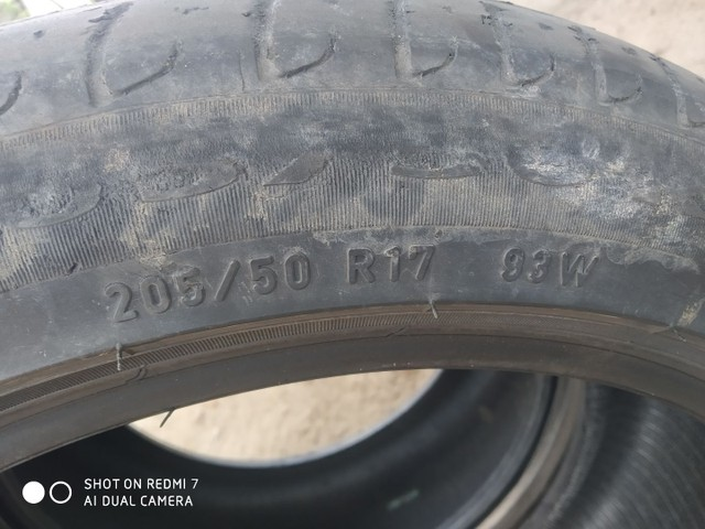 Pneu 215/50 R17 2 Pirelli e 1 Ovation - Foto 4