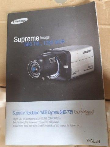2 câmeras de segurança. Samsung  - Foto 3