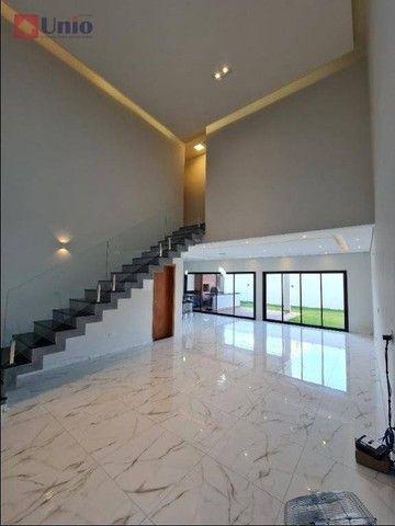 Casa com 3 dormitórios à venda, 207 m² por R$ 1.350.000,00 - Loteamento Residencial e Come - Foto 2