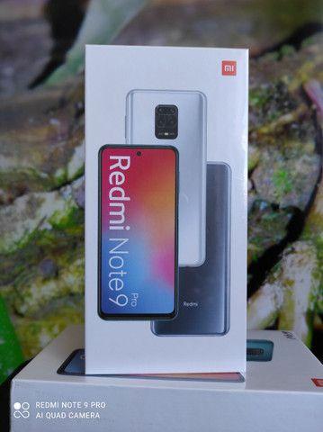 Líquida 2020 Xiaomi.. REDMI Note 9 Pro NOVO LACRADO COM GARANTIA e entrega hj