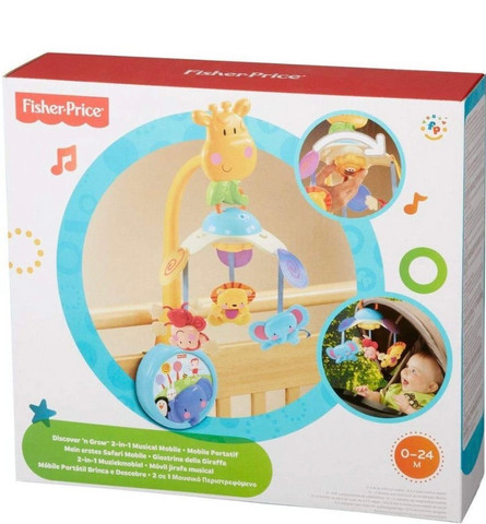 Vende - se mobile fisher price - Foto 4