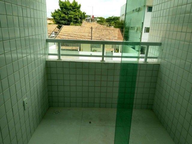 Apartamento no Bancários com 02 quartos e varanda - Foto 2