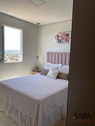 Apartamento com 2 dormitórios à venda, 64 m² por R$ 330.000,00 - Setor Leste Vila Nova - G - Foto 12