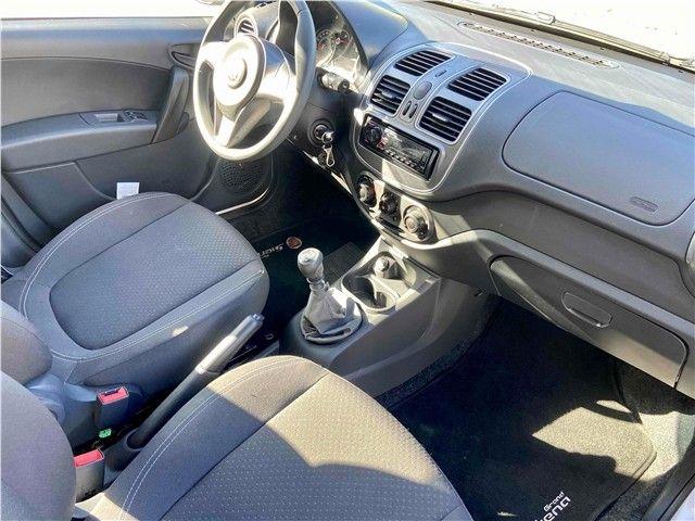 Fiat Grand siena 2020 1.0 evo flex attractive manual - Foto 9