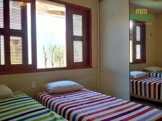 Casa com 4 dormitórios à venda, 990 m² por R$ 620.000,00 - Porto das Dunas - Aquiraz/CE - Foto 9