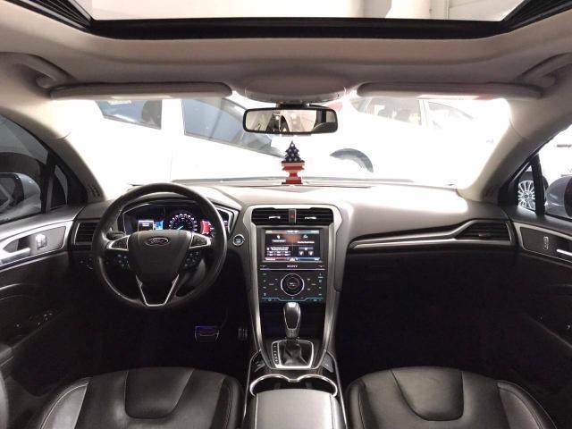 FUSION 2013/2014 2.0 TITANIUM AWD 16V GASOLINA 4P AUTOMÁTICO - Foto 10