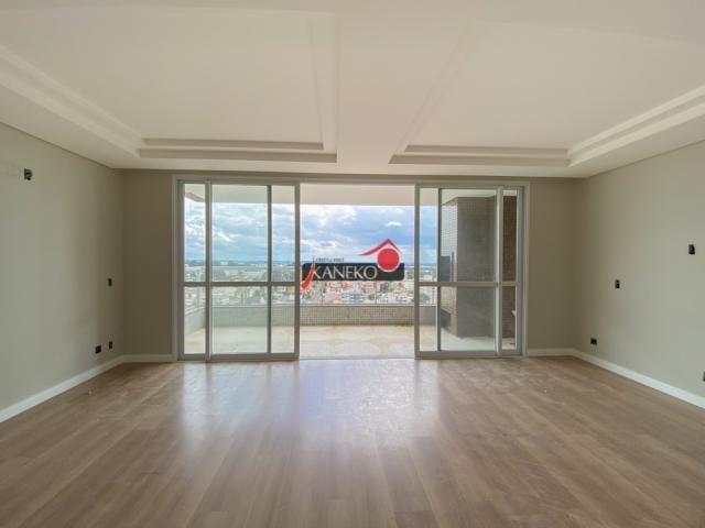8287 | Apartamento à venda com 3 quartos em Trianon, Guarapuava - Foto 3