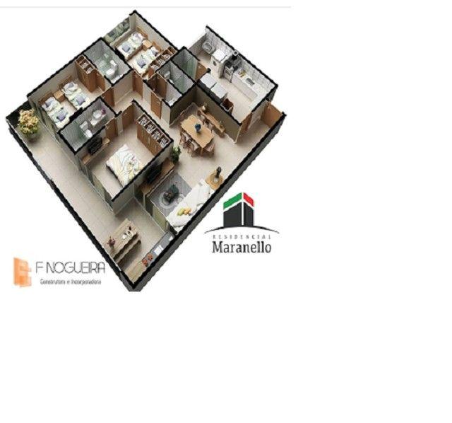 Maranello - Unidade Frente Mar! Andar alto - Foto 3