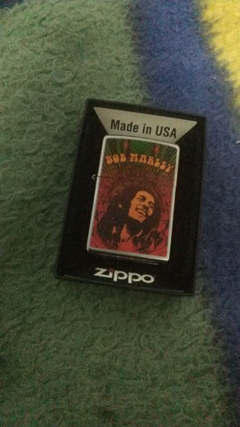 Zippo original Bob Marley