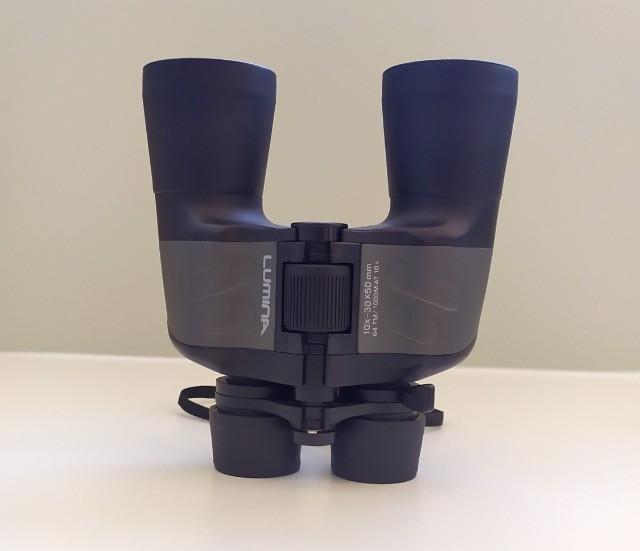Binóculo profissonoal longo alcance 10x30-50mm + estojo - Foto 3