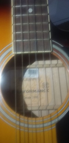 Vende-se violão antigo desde 1900 - Foto 6