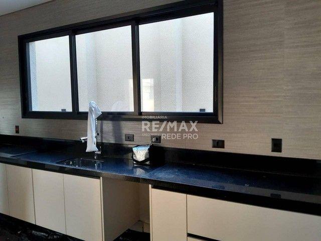 Casa com 4 suítes, 455 m² - venda por R$ 3.800.000 ou locação por R$ 28.150/mês - Alphavil - Foto 4