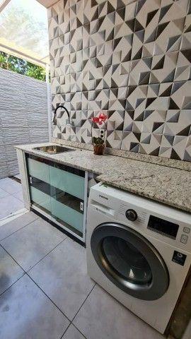 Vendo casa linear R$ 410.000,00 em condomínio Vargem Grande - Foto 20