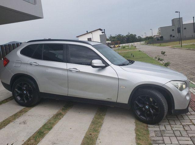 Bmw X1 , 4x4 , aceita troca maior valor BMW X5, GLC 250, Range Rover , Audi,Cayenne - Foto 8