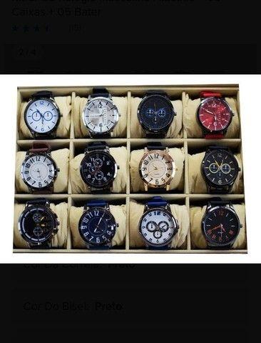 Relógio masculino novo  - Foto 3