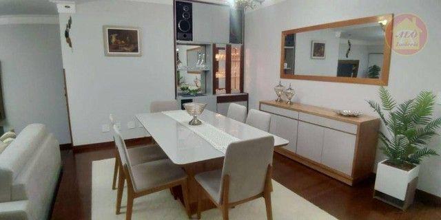 Apartamento com 3 dormitórios à venda, 155 m² por R$ 950.000,00 - Gonzaga - Santos/SP - Foto 3