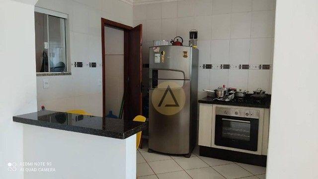 Casa com 2 dormitórios à venda, 89 m² por R$ 290.000,00 - Lagoa - Macaé/RJ - Foto 3