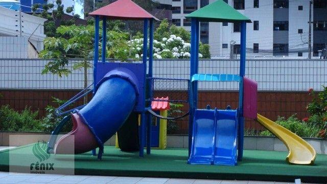 AP0329- Apto. de 150 m², 3 suítes para venda no Meireles - Fortaleza(CE) - Foto 5
