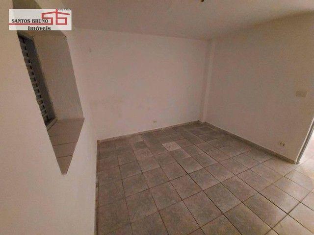 Casa com 1 dormitório para alugar, 40 m² por R$ 650,00/mês - Cachoeirinha - São Paulo/SP