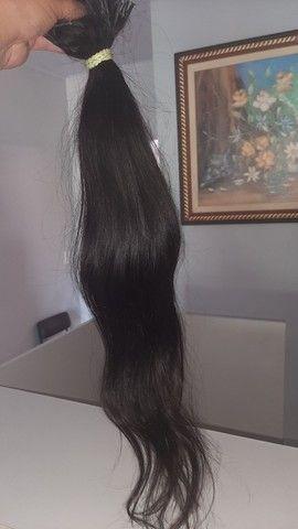 Vendo mega hair cabelo humano,aplique
