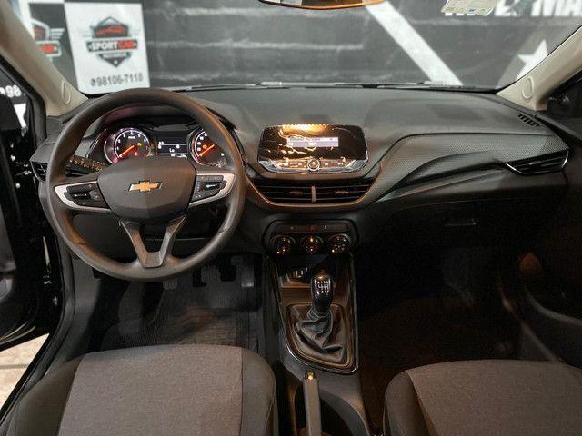 Novo Onix 1.0 - 2021 - Entrada Apartir de 10 mil (carro zero km) - Foto 6