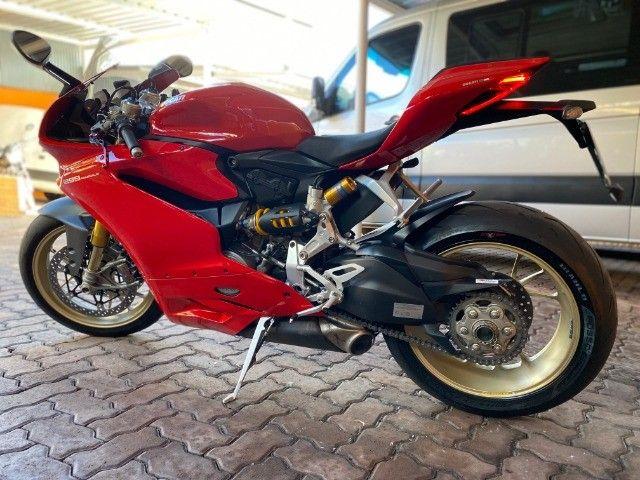 Moto Ducati Panigale S 1299 com incríveis 3.500 Km, vários acessórios, estado de zero! - Foto 14
