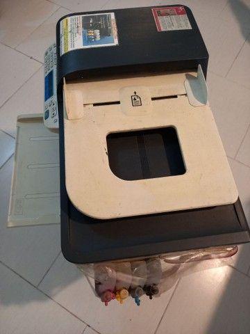 HP Officejet J4660 All-in-One com bulk ink - Foto 3
