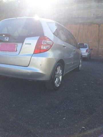 Honda Fit automático 2009 top - Foto 7