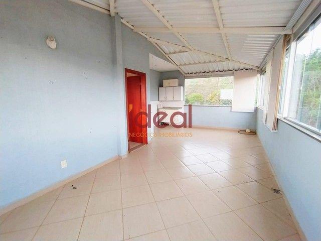 Cobertura para aluguel, 3 quartos, 1 suíte, 1 vaga, Santa Clara - Viçosa/MG - Foto 10