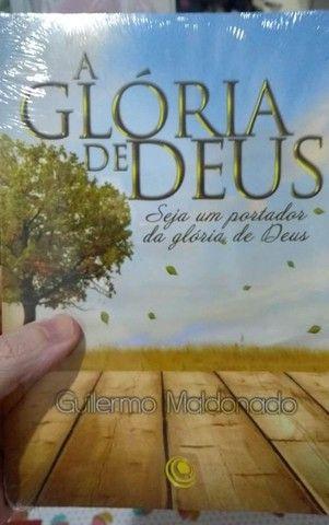 A Glória De Deus Guillermo Maldonado Novo Lacrado Da Editora - Foto 2