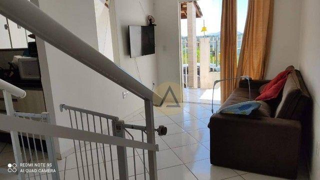Casa com 2 dormitórios à venda, 89 m² por R$ 290.000,00 - Lagoa - Macaé/RJ - Foto 2