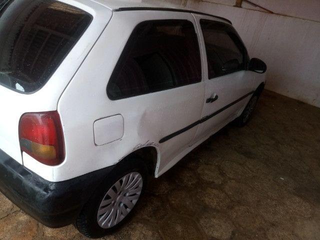 Volkswagen Gol 1.0 MI 1998 Venda urgente - Foto 7