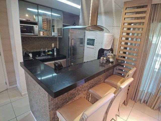 (ESN)TR56313. Cobertura Duplex no Porto das Dunas com 186m², 5 quartos, DCE, 2 vagas - Foto 3