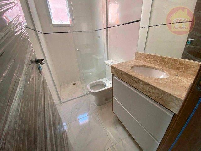 Apartamento com 2 dormitórios à venda, 70 m² por R$ 359.000 - Tupi - Praia Grande/SP - Foto 12