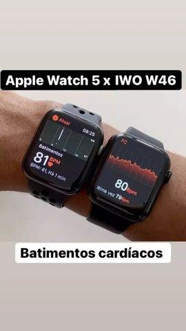 Smartwatch 44mm - Carregamento S/ Fio - Foto 5