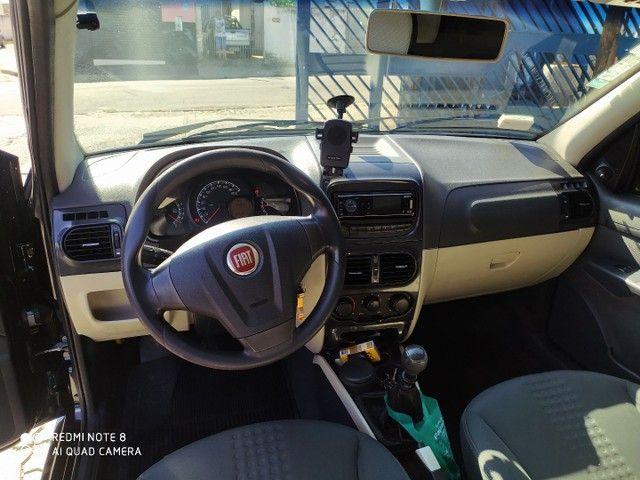 Fiat Palio 1.4 Attractive Weekend 2013. - Foto 7