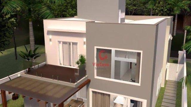 Casa com 4 Quartos Sendo 3 Suítes à venda, 220 m² por R$ 890.000 - Extensão do Bosque - Ri - Foto 3