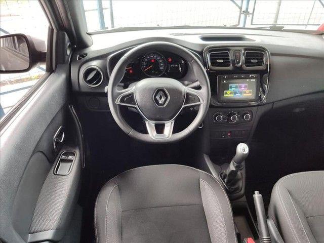 Renault Sandero 1.0 12v Sce Zen - Foto 8