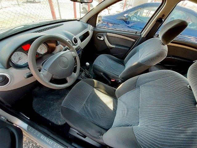 Sandero Privilege 1.6 8V Completo 2009 - Aceito Troca - Financio 100% - Foto 10