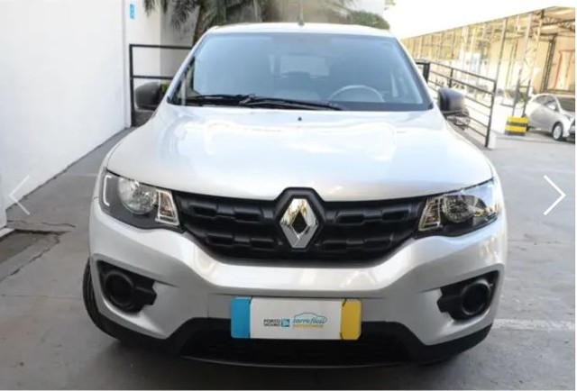 Renault Kwid 1.0 Zen 2021 -Único dono! Garantia de Fábrica! - Foto 2
