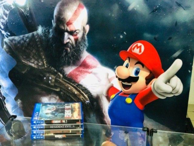 PlayStation 4 Novo  - Foto 6