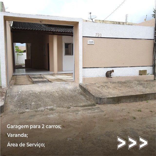 Vendo casa à 5 minutos do centro de Eusébio. - Foto 2
