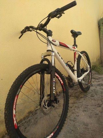 Linda bike GTS m1 advanced aro 26 semi zero 1100$ - Foto 2