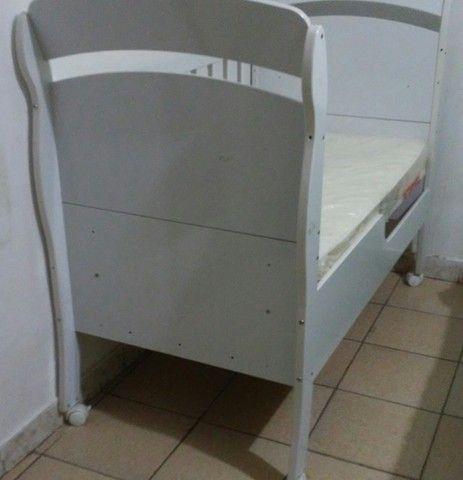 Berço minicama+ colchão - Foto 2